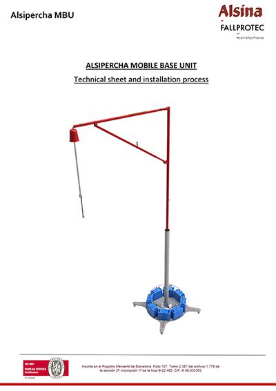 Alsipercha + Mobile base - English