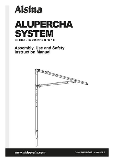 Alupercha User manual