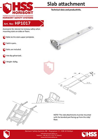 HP1017 - English