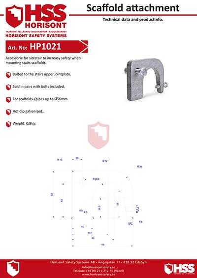 HP1021 - English
