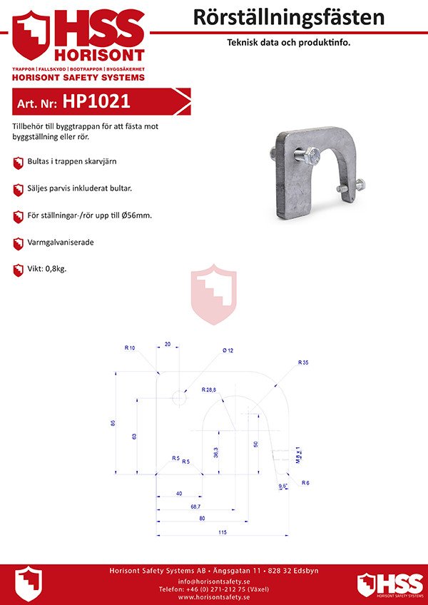 HP1021 - Svenska