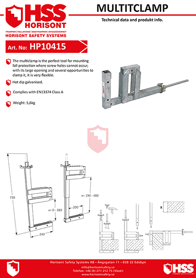 HP10415 - English