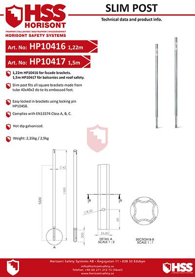 HP10416 - English