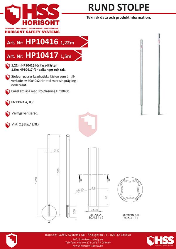 HP10416 - Svenska
