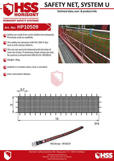 HP10509 - English