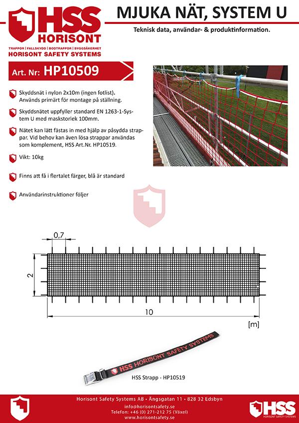 HP10509 - Svenska