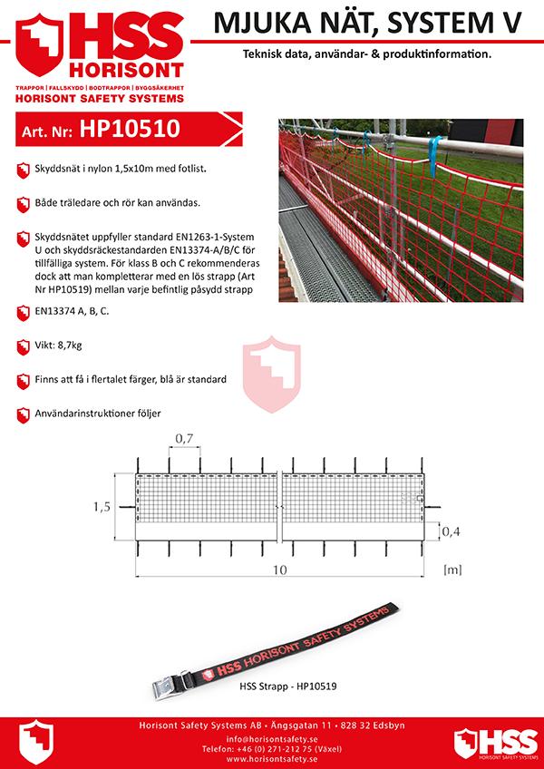 HP10510 - Svenska
