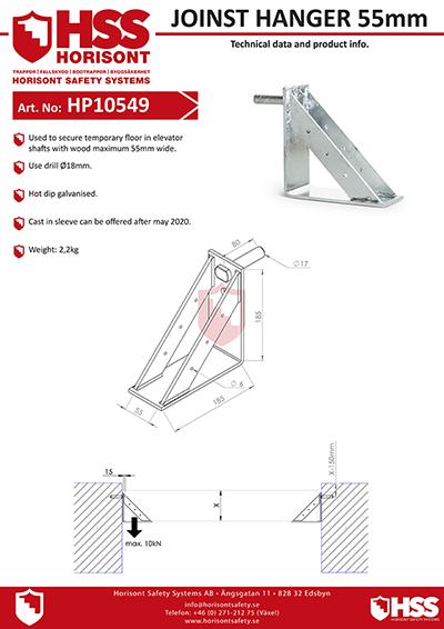 HP10549 - English