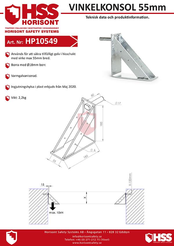 HP10549 - Svenska