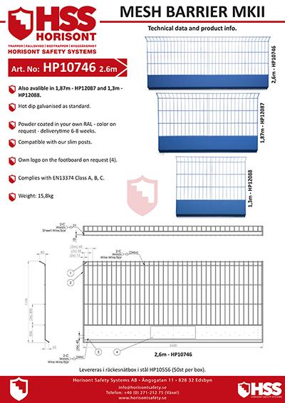 HP10746 HP12087 HP12088 - English