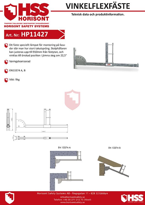 HP11427 - Svenska