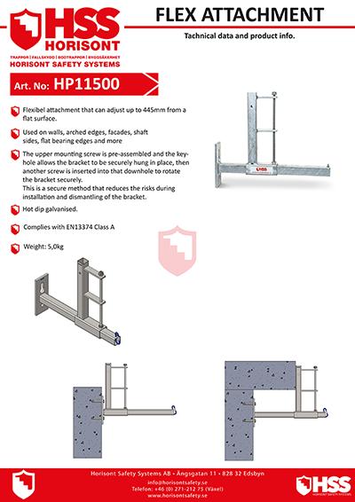 HP11500 - English