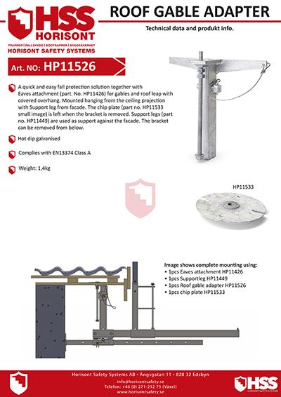 HP11526 HP11533 - English