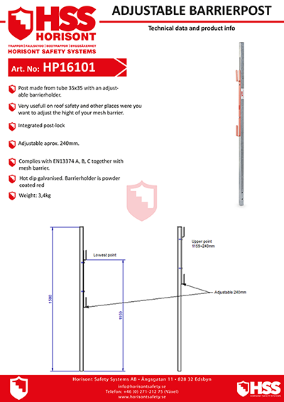 HP16101 - English