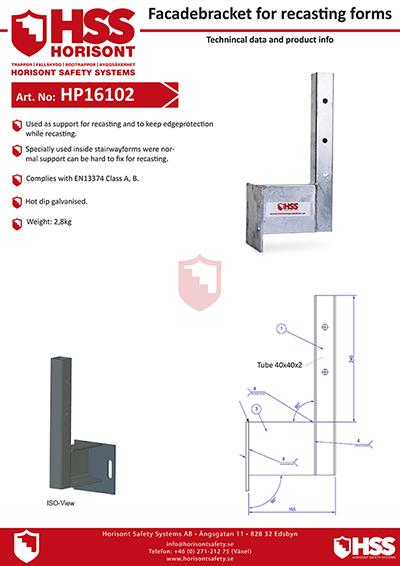 HP16102 - English