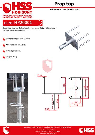 HP20001 - English