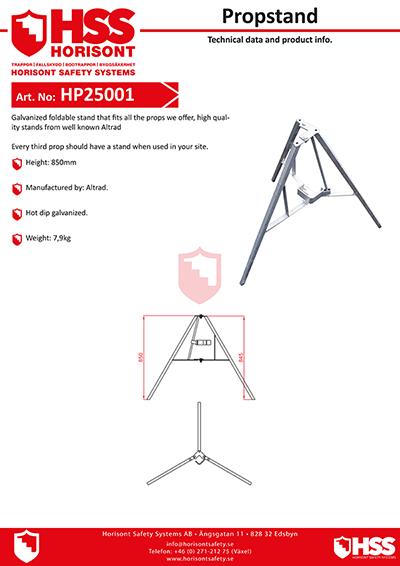 HP25001 - English