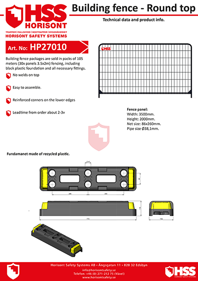 HP27010 - English