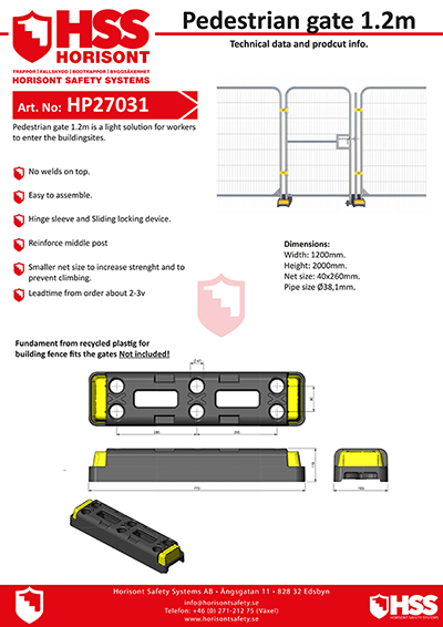 HP27031 - English
