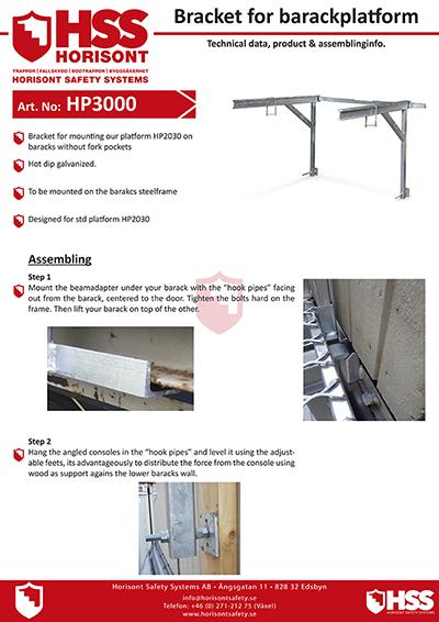 HP3000 - English