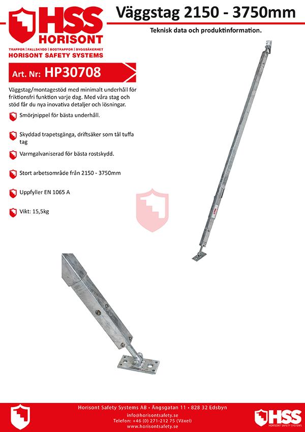 HP30708 - Svenska