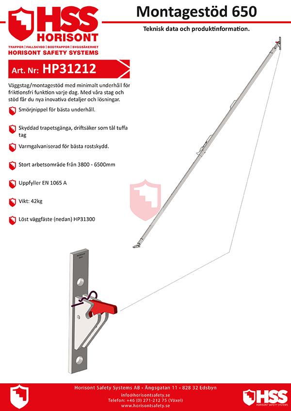 HP31212 - Svenska