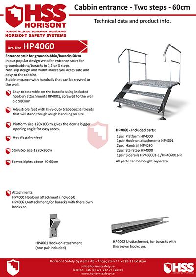 HP4060 - English