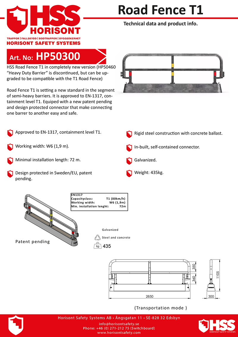 HP50300 - English