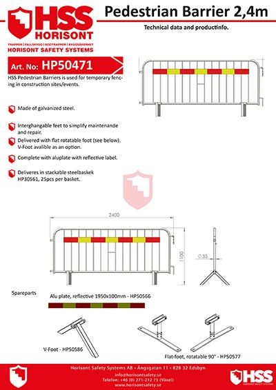 HP50471 - English