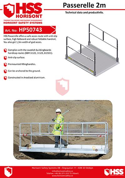 HP50743 - English