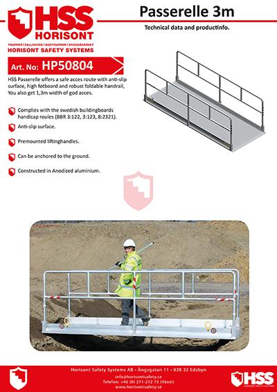 HP50804 - English