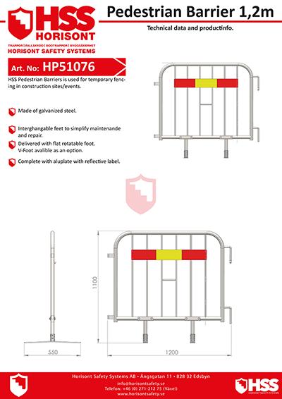 HP51076 - English